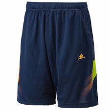 adidas Polyester Sports Big & Tall Shorts for Men