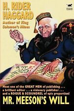 Mr. Meeson's Will by H. Rider Haggard (2001, Paperback)