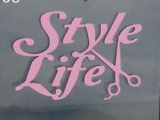 Hair Stylist,Beautician,Beauty Parlor,Salon,Life Style Oracal Vinyl Decal