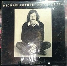 MICHAEL FRANKS The Art of Tea Album Released 1976 Vinyl/Record Collection USA