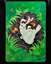 """2011 Dixit  """"Bunny"""" Promo Card from Dixit Odyssey"""