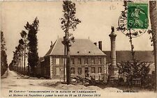 CPA Commemorative de la Bataille de Champaubert (490776)