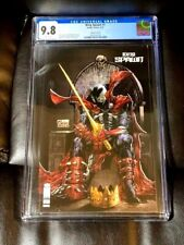King Spawn #1 Todd McFarlane Variant Cover B 1st Print CGC 9.8