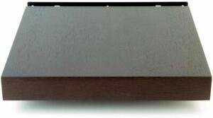 e-vinyl Wallmount Pro EV1 Ject Wenge Wandhalterung für Plattenspieler & HiFi