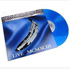The Velvet Underground - Live MCMXCIII 4x Vinyl LP NM/NM Clear Blue RSD
