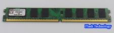 2 x 2Gb Kingston DDR2-667 PC2-5300 PC Memory RAM KVR667D2N5/2G 240-pin 4GB LowP