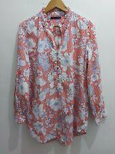 Marks & Spencer Floral Print Long Sleeve Top
