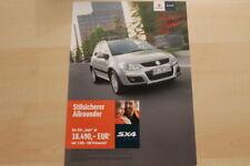 76299) Suzuki SX4 Style Prospekt 06/2011