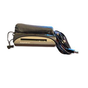 DocketPORT 667 Simplex Card Scanner USB Powered w/ USB Cable