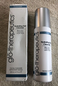 glo•therapeutics Hydrating Gel Cleanser / Light Foaming Face Wash 6.7 fl.Oz. NEW
