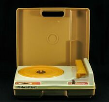 Fisher price record player  old