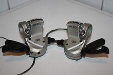 Shimano XT Schalthebel SL-M750 3x9-fach shifter trigger rapidfire xtr silber set