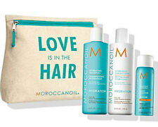 Moroccanoil Hydrating Shampoo and Conditioner 250ml + Dry Texture Spray 65ml