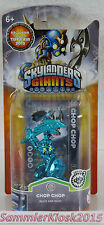 Metallic Blue Chop Chop - Skylanders Giants Figur exclusive Toy Fair 2013 RAR