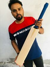 Halloween Cricket Bat Big 43 mm Edges+Free Extra Handel Grip+Free Shipping
