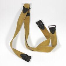 WW2 US Thompson SMG m1928a1 m1a1 ORIGINAL Mustard Color No buckl sling KERR