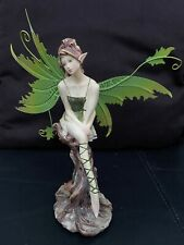 NEMESIS NOW RHEA GREEN FOREST FAIRY FAIRIES PIXIES COLLECTABLE ITEM 193811254842