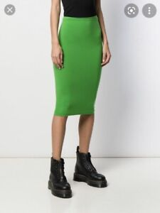Wolford Green Skirt Size M