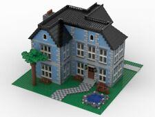 LEGO MOC Custom House INSTRUCTIONS ONLY