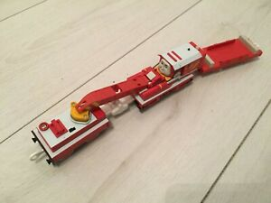 Thomas Trackmaster Rocky Rescue Crane with magnetic winch (batt op) RARE