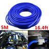 Unterdruckschlauch 4mm blau Silikonschlauch Kraftstoff  Vakuumschlauch Verbinder