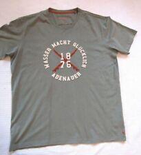 100% Adenauer Herren T-Shirt Kurzarm, Gr.: XXL