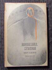 1967 HAWKSBILL STATION by Robert Silverberg BCE Doubleday HC/DJ VG+/GD