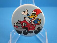 "Vintage Style "" WOODY WOODPECKER "" Pinback Button ( FUN PIN )  FREE SHIPPING"