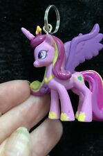 My Little Pony Princess Cadance Pendant Keychain Backpack Dangle Toy Pvc Figure