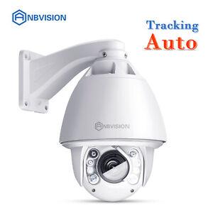 Anbvision Auto Tracking 30x Zoom 1200TVL PTZ Analog High Speed CCTV DOME Camera