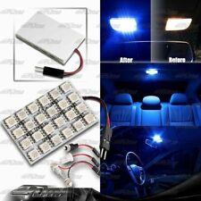 T10/Festoon/BA9S12 SMD BLUE LED Interior Dome/Map Light Bulb Panel Universal 1