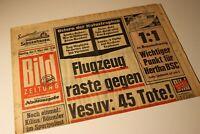 BILDzeitung 31.3.1964 März 31.03.1964 Geschenk Geburtstag 56. 57. 58. 59. 60.