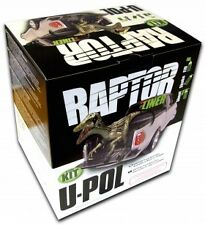 Upol RAPTOR Tough and Tintable Protective Coating KIT CLEAR/TINTABLE