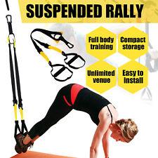 Trainer System Suspension Resistance Strength Straps Trainer Home Gym