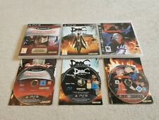 Devil May Cry Bundle: Trilogy HD Collection + DMC + 4 - PlayStation 3 PS3 Games