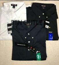 Kirkland Signature Men's Performance Active Polo Shirt Top Wicking Stretch UV Pr