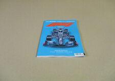 F1 ISSUE 10-2020 OFFICIAL FORMULA 1 F1 RACING NEWS MAGAZINE COVER No.1 PETRONAS
