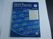 * Percussionists Guide Check Patterns -Songbook -Alfred Co.with Mp3Cd beg/adv