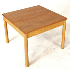 End Table / Lamp Table - Ercol, Elm, Retro (Delivery available)