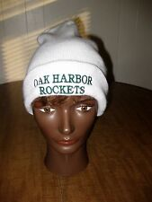 OAK HARBOR HIGH SCHOOL knit stocking cap Rockets beanie skullcap OHIO