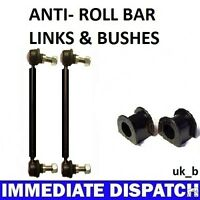For Toyota MR2 mk2 UK & import Front HD Anti Roll Bar Sway bar Bushes & Links 4