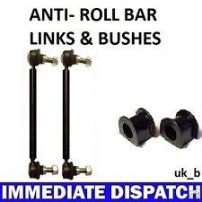 TOYOTA MR2 89-99 2.0i & TURBO Front HD Anti Roll Bar Sway bar Bushes & Links (4)