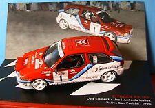 CITROEN ZX 16V #1 CLIMENT MUNOZ RALLYE SAN FROILAN 1996