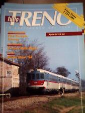 Tutto Treno 64 1994 Storia locomotiva ALe 840