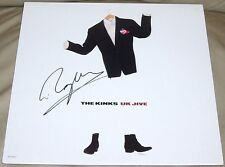 The Kinks - UK Jive LP Personally Autographed by Ray Davies LP includes COA
