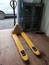 More details for pallet pump truck