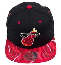 Mitchell & Ness Trazos Camuflaje Ajustable Miami Heat