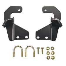 ARCTIC CAT TRV CRUISER & DIESEL 3 POINT HITCH UPPER MOUNT BRACKET KIT 1436-116