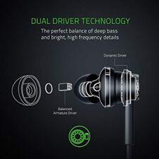 RAZER Hammerhead Duo - Stereo Headset, Widerstandsfähiger Aluminium-Rahmen, Frus