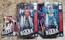 Transformers Starscream lot NIB